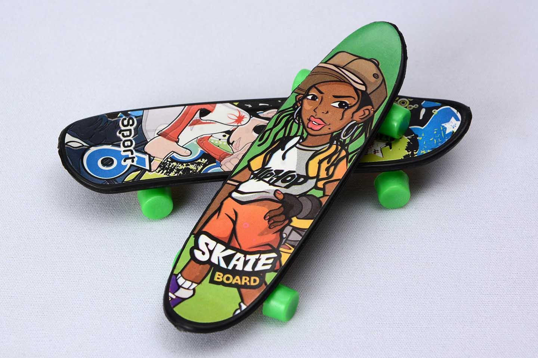 Finger-Skateboards