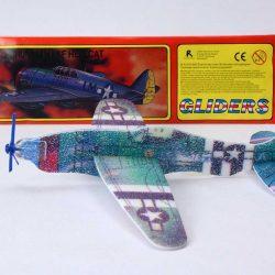 Styropor-Flieger